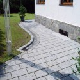 Muschelkalk Klein Mauersteine 15 - 25 cm