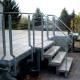Kalkstein Grobschotter grau 25 - 45 cm