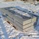 Muschelkalk Klein Mauersteine 20 -25 cm hoch gespalten