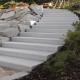 Basalt Mauersteine 20 - 25 cm