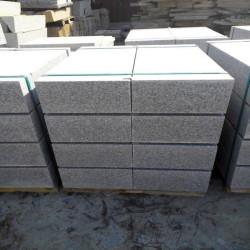 Syenit Pflastersteine Gespalten Größe 15 x 17 cm