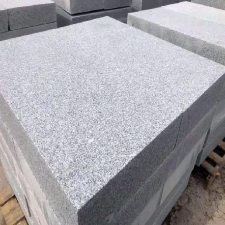 Granit Pflaster Platten Gelb 6 cm stark sandgestrahlt Größe 40 x 30 cm