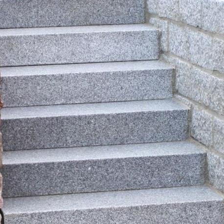 Syenit Pflastersteine Gespalten Größe 8 x 11 cm