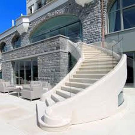 Basalt Pflaster Tefrit schwarz gespalten lose ab Lager Elz