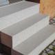 Basaltlava Blockstufen 15 x 35 cm 125 cm lang