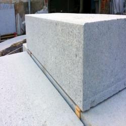 Granit Pflaster Schwarz gespalten  Größe 8 x 11 cm