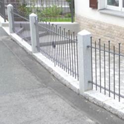 Basalt Pflastersteine Anthrazit gespalten