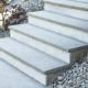 Basaltlava Gray Shadow Bordsteine 8 x 25 cm geschliffen