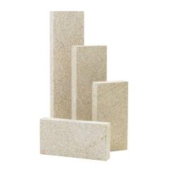 Basaltlava Vulcano Bordstein 10 x 25 cm Anthrazit geschliffen